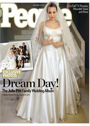 Angelina Jolie - People USA Magazine (September 2014)