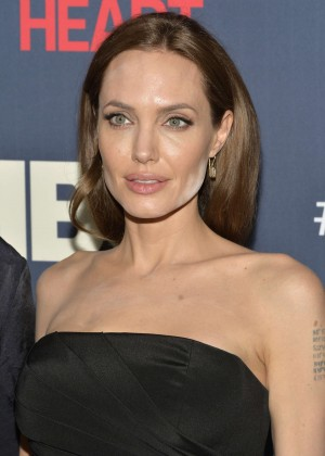 Angelina Jolie: The Normal Heart premiere -06