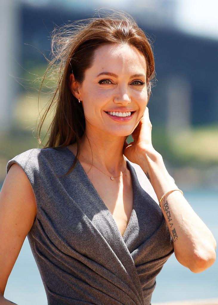 Uncategorized 2014 : Angelina Jolie: Unbroken Photocall -03