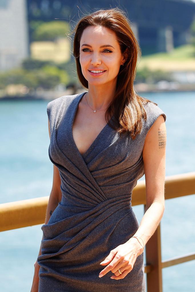 Uncategorized 2014 : Angelina Jolie: Unbroken Photocall -05