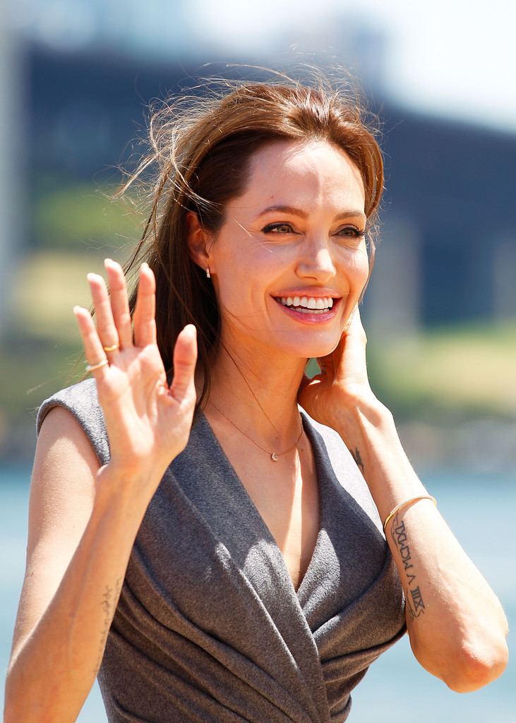 Uncategorized 2014 : Angelina Jolie: Unbroken Photocall -06