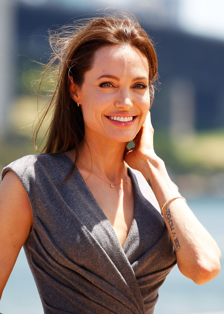 Uncategorized 2014 : Angelina Jolie: Unbroken Photocall -07