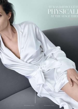 Angelina Jolie - Vanity Fair Magazine (December 2014)
