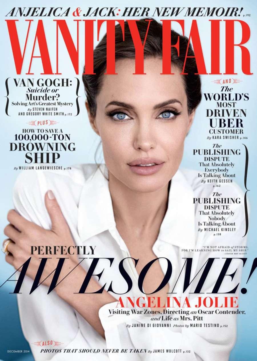 Vanity Fair Magazine (December 2014