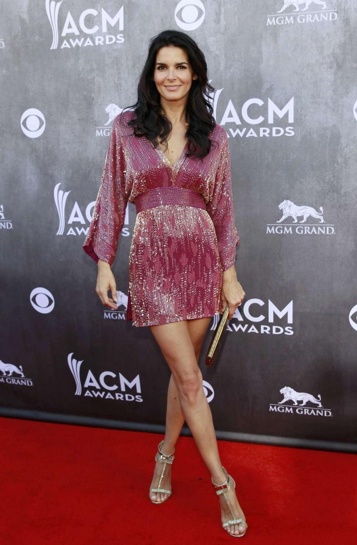 49th Annual Academy of Country Music Awards in Las Vegas - GotCeleb