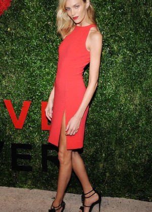 Anja Rubik - God's Love We Deliver, Golden Heart Awards 2014 in NYC