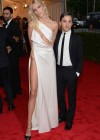 Anja Rubik - Met Costume Institute Gala 2012-05