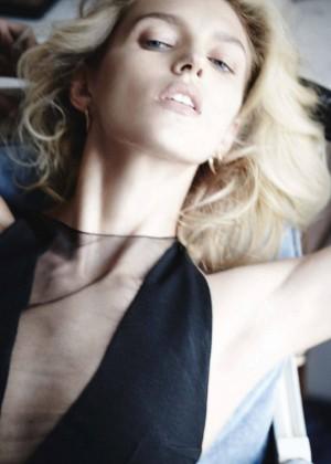 Anja Rubik: Vogue Germany -01