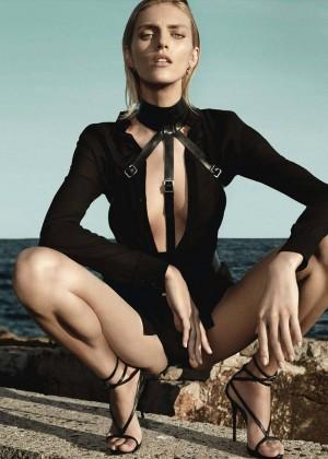 Anja Rubik: Vogue Germany -04