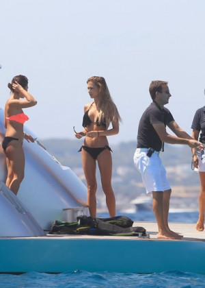 ann-kathrin-brommel-in-black-bikini-on-a-yacht-in-ibiza-01