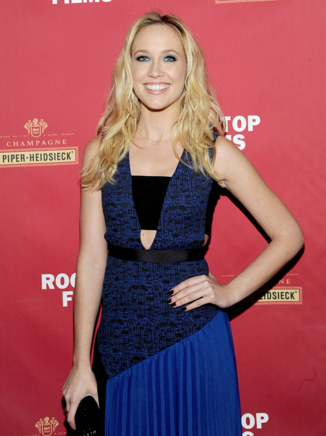 Anna Camp - 'Goodbye To All That' Screening in NYC