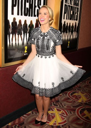 "Anna Camp - ""Pitch Perfect Sing-Along"" Screening in NY"