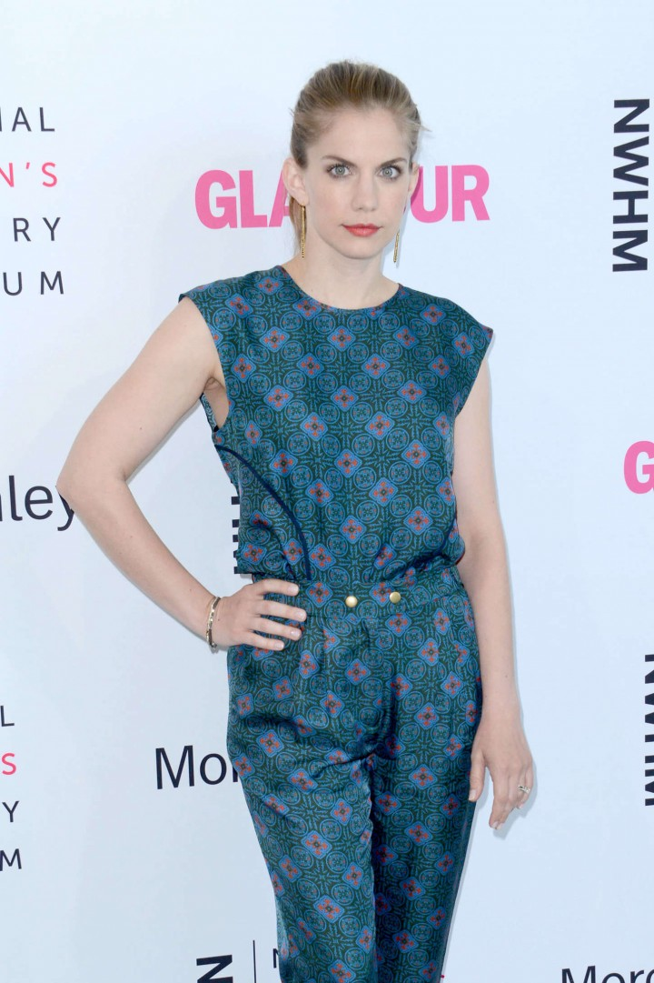 Anna Chlumsky - 2014 Women Making History Event in LA