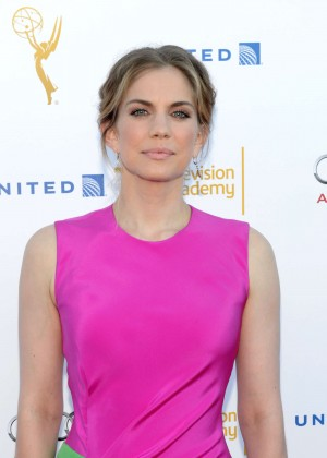 Anna Chlumsky - 2014 Emmy Awards Performers Nominee Reception in West Hollywood
