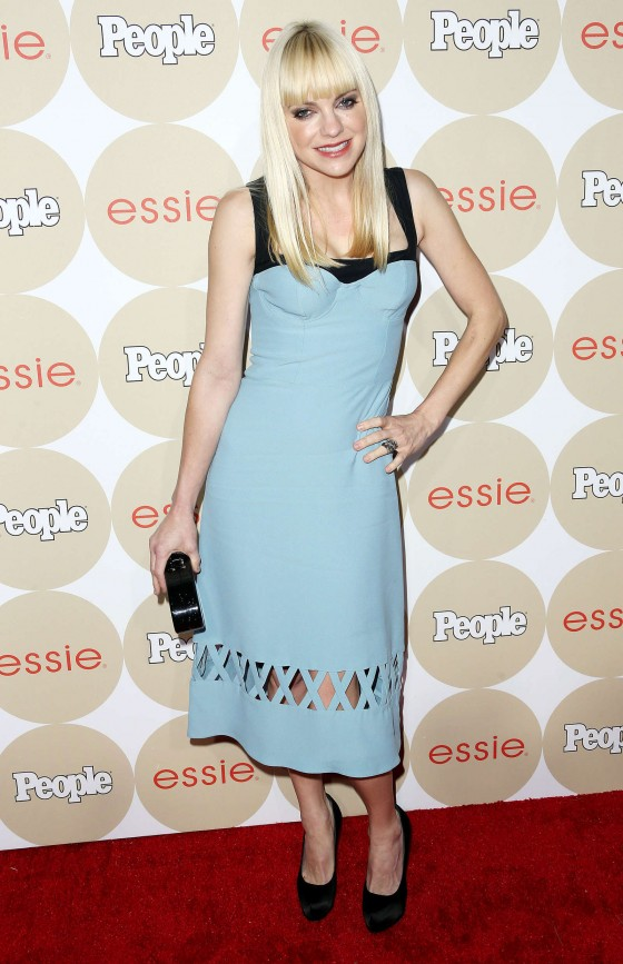 Anna Faris: People's ONES To Watch Party -03