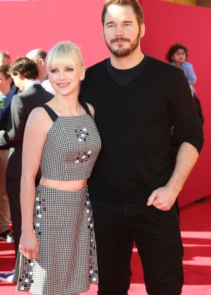 Anna Faris: The LEGO Movie Premiere -02