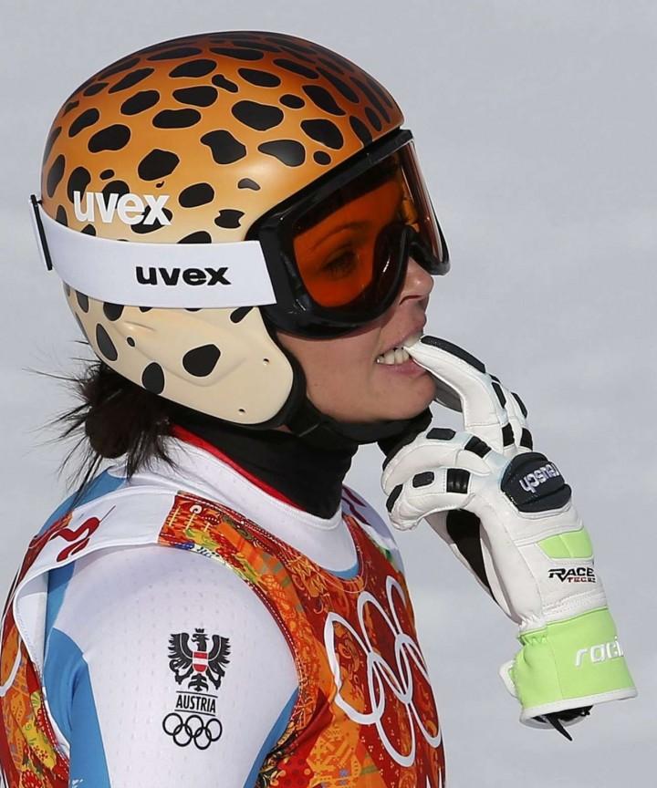 Anna Fenninger – Sochi 2014