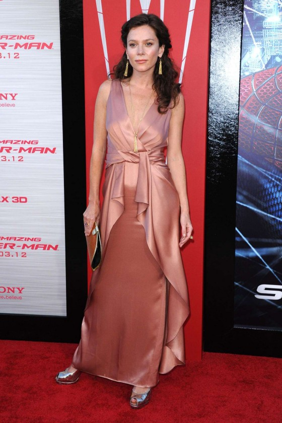 Anna Friel- The Amazing Spider-Man premiere in L A