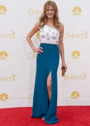 Anna Gunn - 66th annual Primetime Emmy Awards in LA