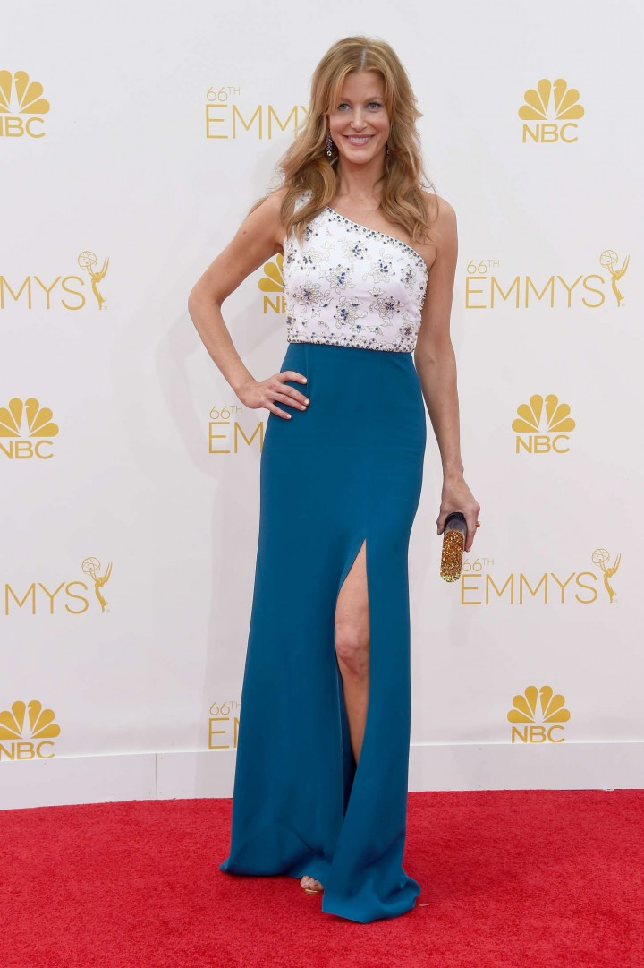 Anna Gunn - 66th annual Primetime Emmy Awards in LA