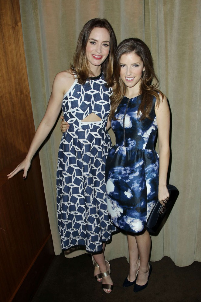 Anna Kendrick - A Special NYC Luncheon in Honor of Disney's Into the Woods