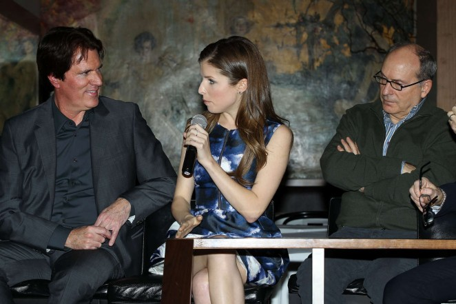 Anna Kendrick – A Special NYC Luncheon in Honor of Disneys Into the Woods -14