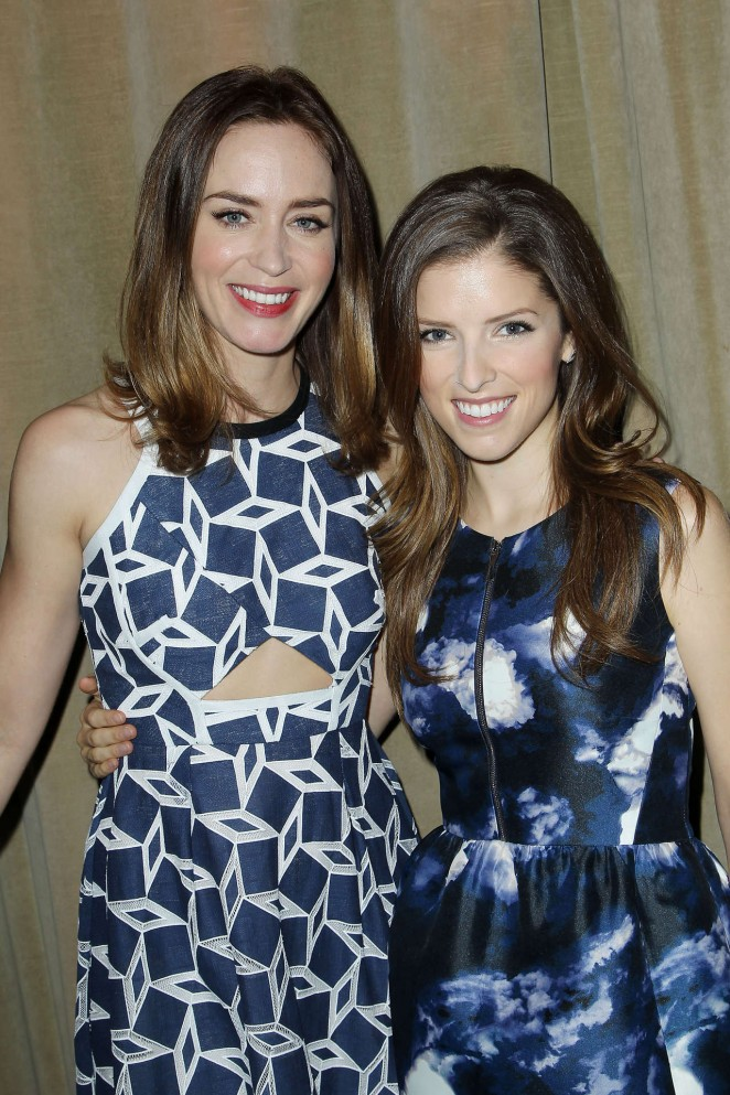 Anna Kendrick – A Special NYC Luncheon in Honor of Disneys Into the Woods -15