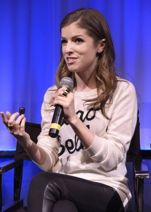 Anna Kendrick - AMPAS 'Into The Woods' Official Academy Members Screening in NYC
