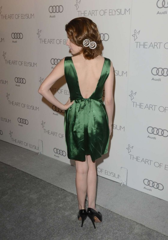 Anna Kendrick at 2013 The Art of Elysiums -03