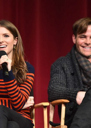 Anna Kendrick - Into the Woods Cast All Guild in Beverly Hills