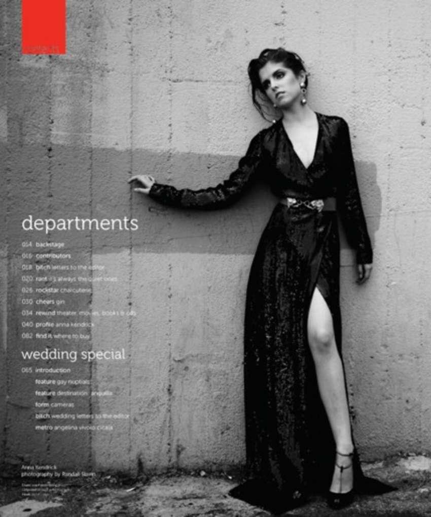 Anna Kendrick In Moves Magazine 06
