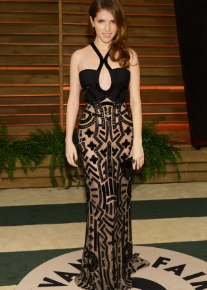 Anna Kendrick: Oscar 2014 - Vanity Fair Party -06