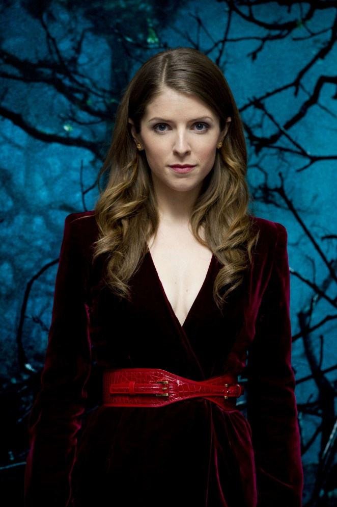 Anna Kendrick – Photocall for 'Into The Woods' at Corinthia Hotel in London