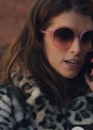 "Anna Kendrick Star in ""The Waiting Game"" Video for Kate Spade"