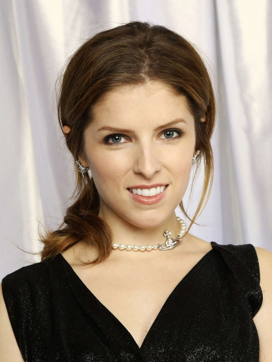 Anna Kendrick – Z100 Jingle Ball 2013 Portraits -06