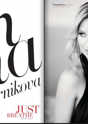 Anna Kournikova: Miami Shoot Magazine -03
