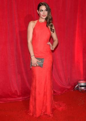 Anna Passey: British Soap Awards 2014 -01