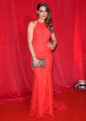 Anna Passey: British Soap Awards 2014 -04