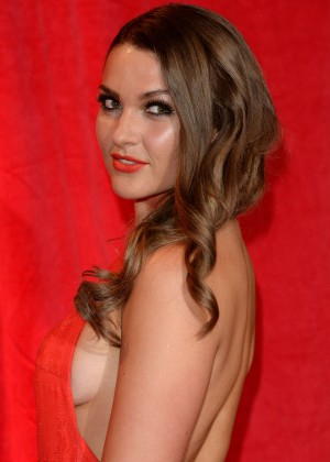 Anna Passey: British Soap Awards 2014 -05