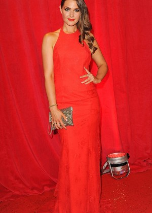 Anna Passey: British Soap Awards 2014 -06