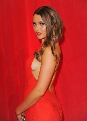 Anna Passey: British Soap Awards 2014 -08