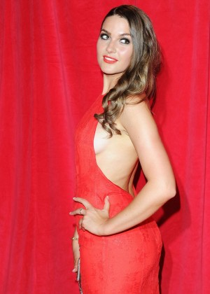 Anna Passey: British Soap Awards 2014 -09