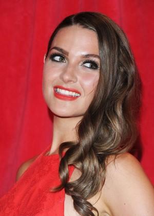 Anna Passey: British Soap Awards 2014 -10