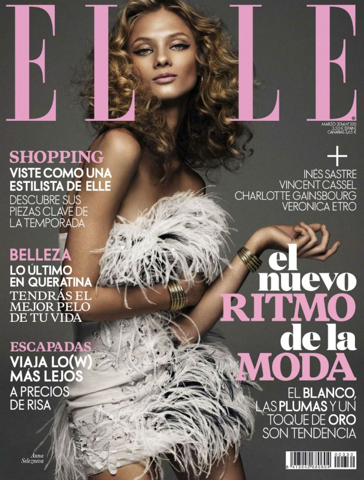 Anna Selezneva: Elle Spain -04