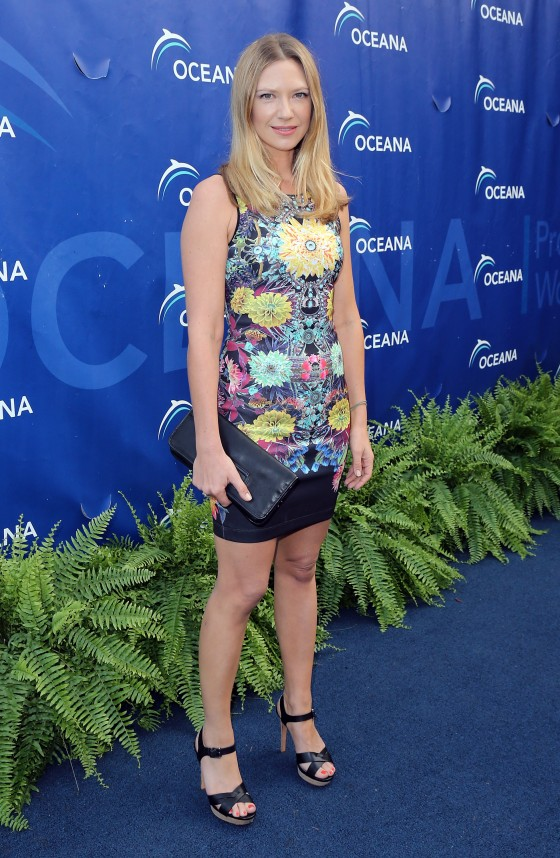 Anna Torv – 2013 Oceanas Annual SeaChange Summer Party -05