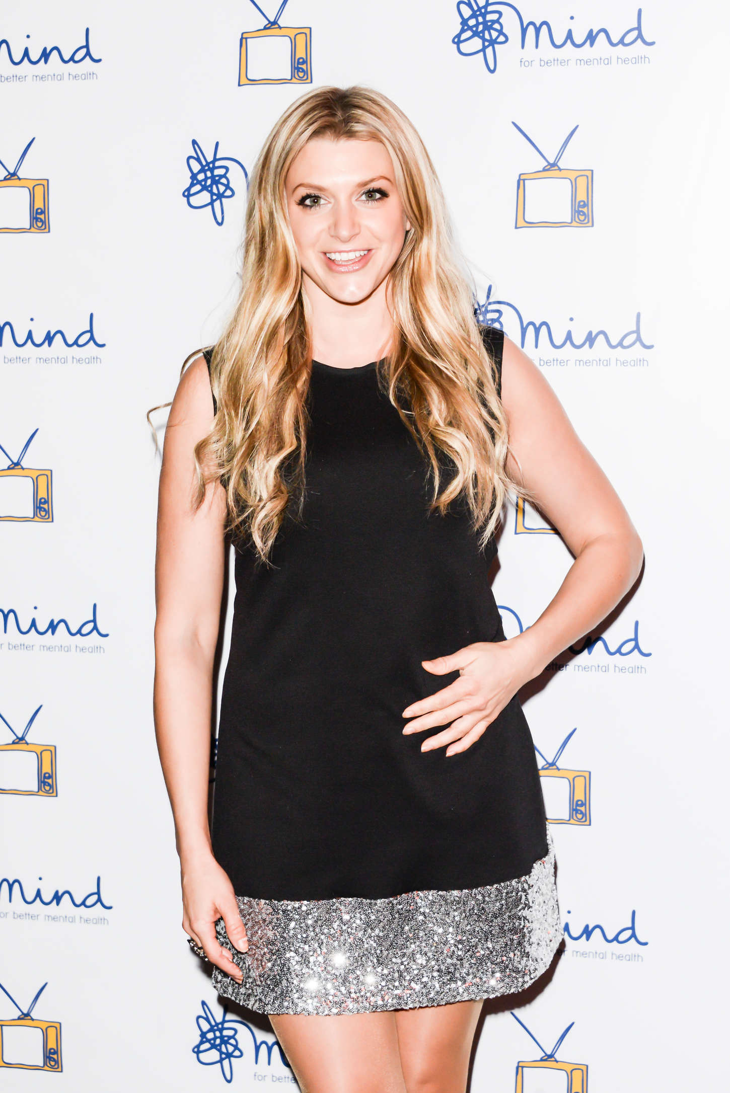 Anna Williamson 2014 : Anna Williamson: 2014 Mind Media Awards -01
