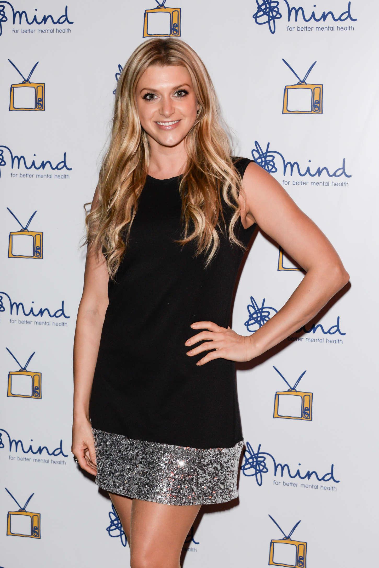 Anna Williamson 2014 : Anna Williamson: 2014 Mind Media Awards -05