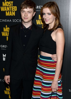 """Anna Wood - """"A Most Wanted Man"""" Premiere in NYC"""