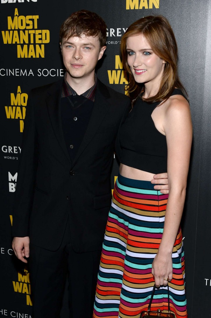 "Anna Wood - ""A Most Wanted Man"" Premiere in NYC"
