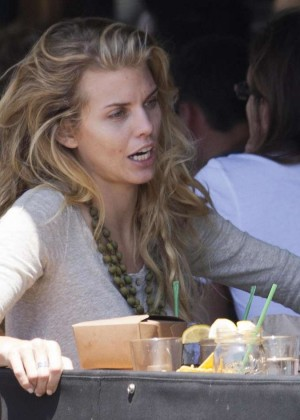 AnnaLynne McCord: Bike Riding -17
